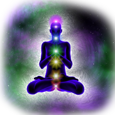 Reiki healing is an form of energy work which balances your chakras.